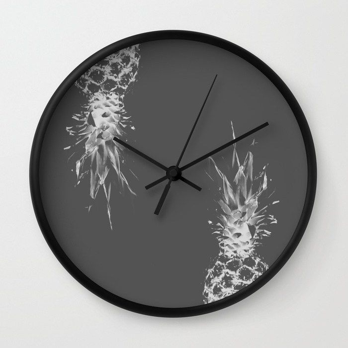 25 Off This Item With Code Fresh25 Ends Tonight At Midnight Pt Good Times Rethink The Traditional Timepiece As Functional Grey Wall Clocks Wall Clock Clock