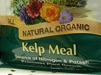 Organic gardening 101.