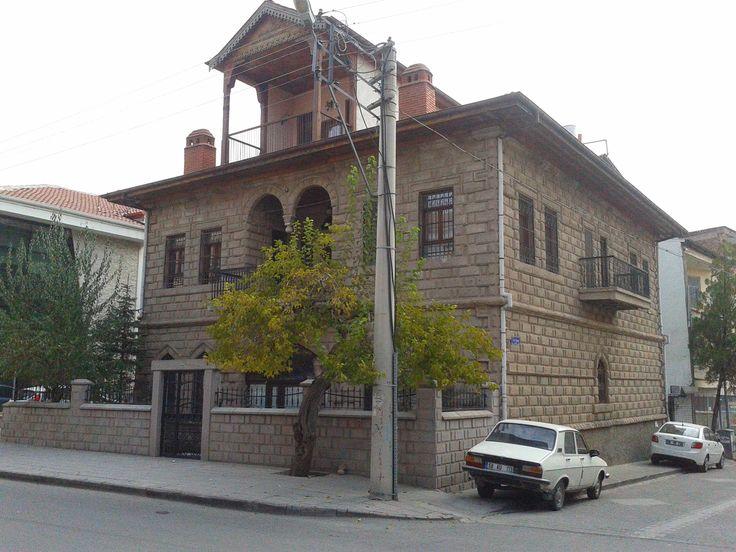 TURKEY - Aksaray / Aksaray historic homes 1860 ... ( Aksaray tarihi evleri )