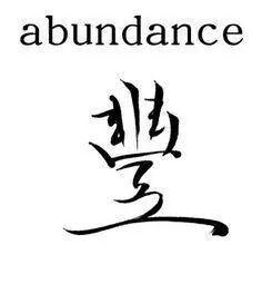 Be abundant on your thoughts and create with love and gratitude xxx