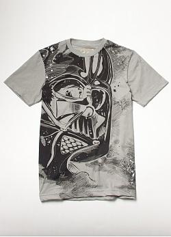 Star Wars Vader Sketch T-Shirt By Marc Ecko $28.00