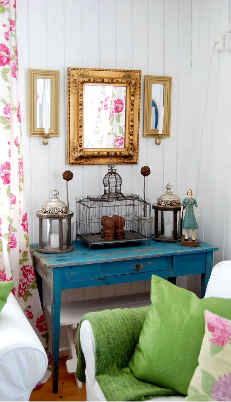 Cute looking shabby chic bedroom ideas vignettes shabby - Decoration shabby en ligne ...