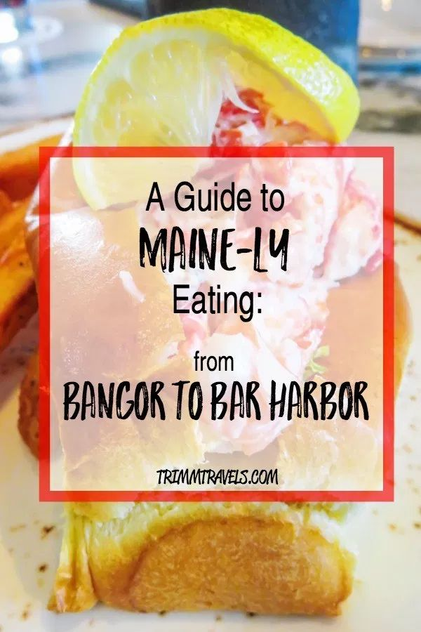 A Information to MAINE-ly Consuming: 10 Eating places from Bangor to Bar Harbor