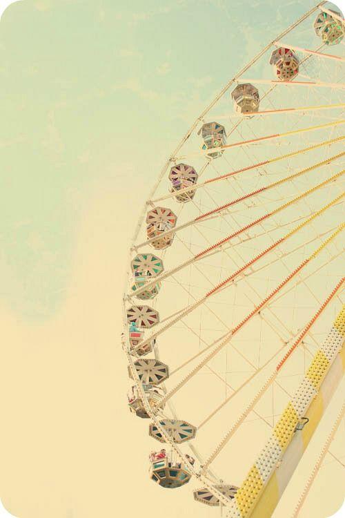 Beloved Wonder Wheel, moers 2011