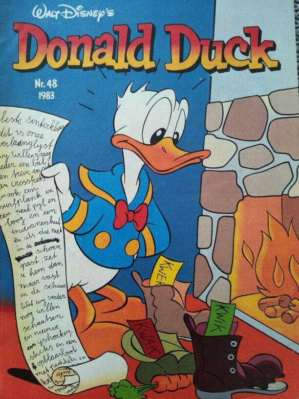 Sinterklaas 'cover' 1983