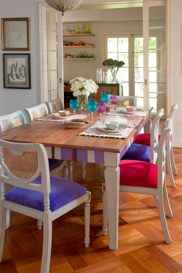 35 best images about comedores on pinterest table and for Colores para comedor