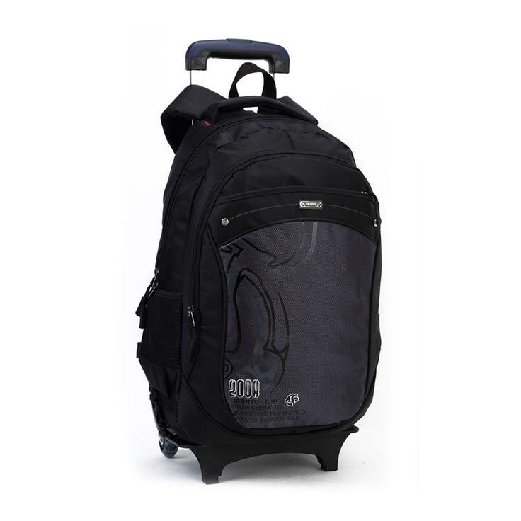 nike rolling backpack grey