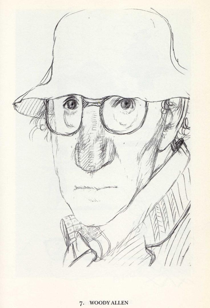 Tullio Pericoli Woody Allen