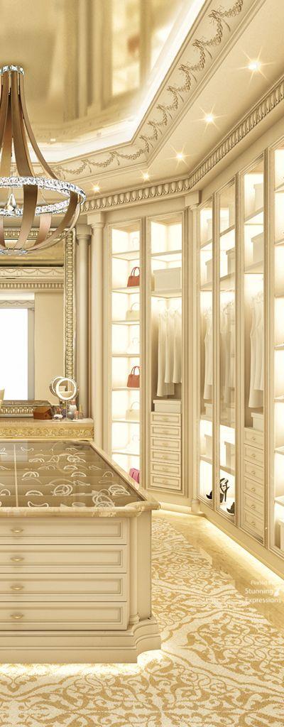 Luxury Dressing Room