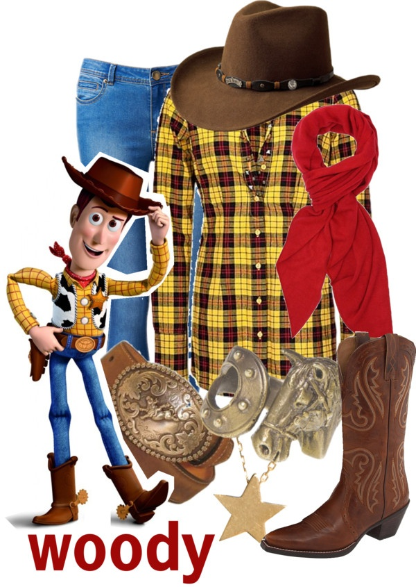 """Woody"" by princesschandler on Polyvore"