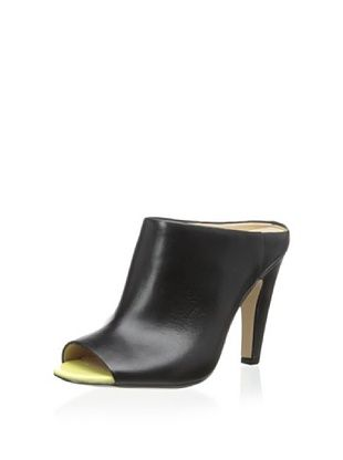 46% OFF French Connection Women's Randy Mule (Black)