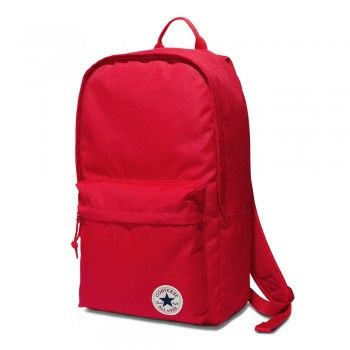 Converse Unisex Rucksack EDC Poly Backpack Converse Red (rot)