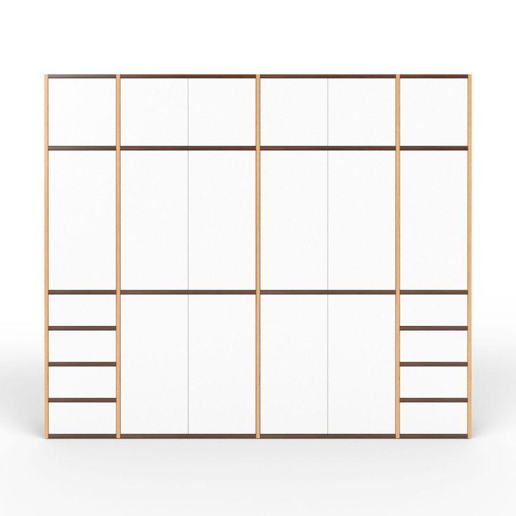 die besten 25 regal konfigurator ideen auf pinterest. Black Bedroom Furniture Sets. Home Design Ideas