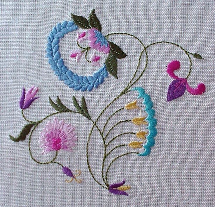 jacobean patterns | Jacobean Peacocks Machine Embroidery Designs - Free Email Delivery