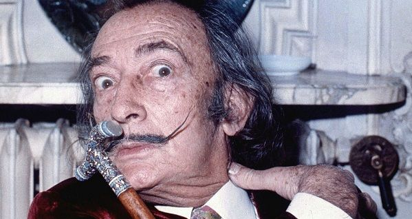 Salvador Dali was born in Figueres, Spain, May 11, 1901.