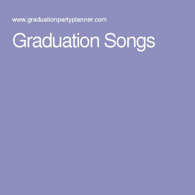 After High School Graduation Quotes: Best 25+ Slideshow Songs Ideas On Pinterest
