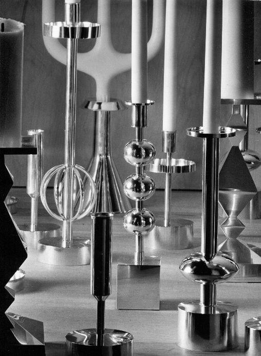Tacit knowledge    Candleholders design Sigurd Persson