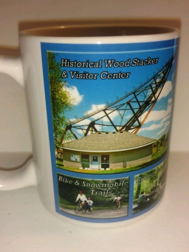 Collectible Travel Souvenir Coffee Mug Cup Cornell Wisconsin Welcomes You