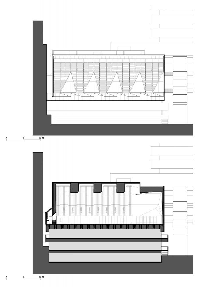 5osA: [authorize] TS: * Yu the Great Hall of the University of Sydney ceiling design [DRAW] UTS Great Hall and Balcony Room