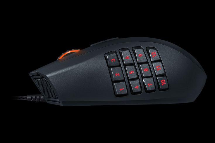 Enter to Win a Razer Naga Gaming Mouse!