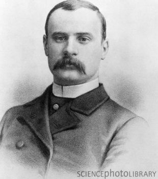 Dr. Frederick Treves, the doctor who gave Joseph Merrick a home, and some of the happiest times of his short life.