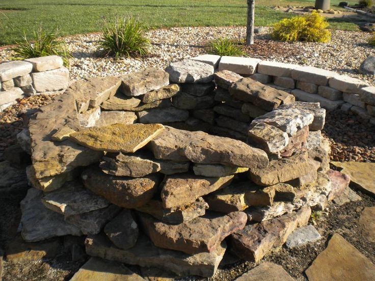 Best Natural Stone For Fire Pit