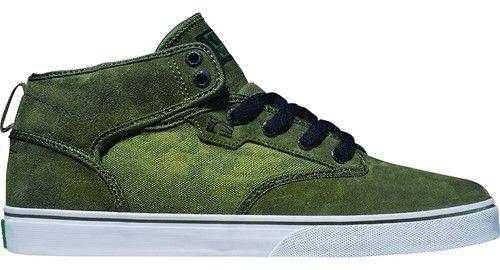 GLOBE Skateboard Shoes MOTLEY MID MILITARY GREEN