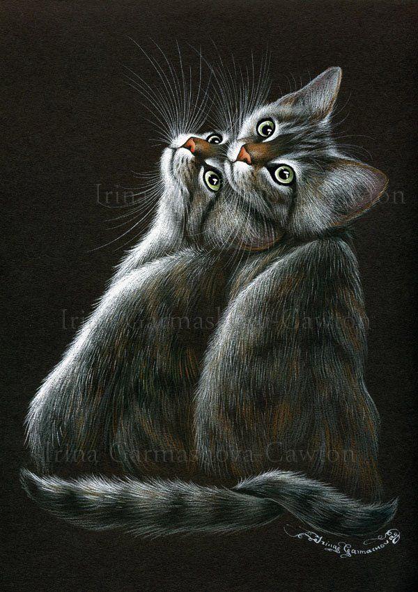 Jumeaux : Irina Garmashova