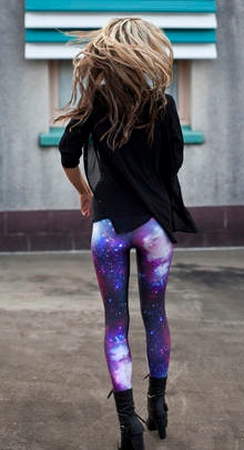 Are those space pants?....because your ass is out of this world! Want these just so I can set someone up for that line
