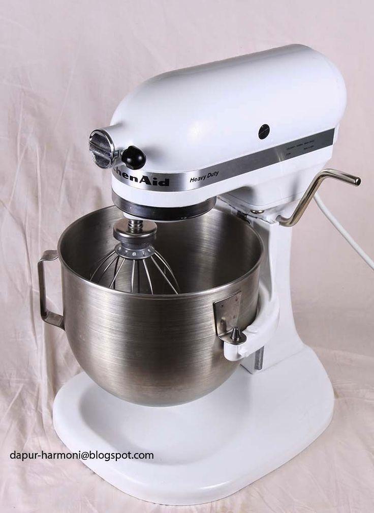 Dapur Harmoni: Tips Memilih Mixer