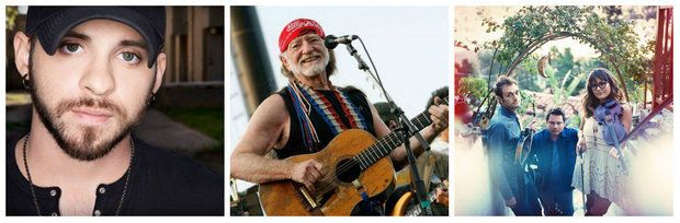Alabama concerts: Tickets for Willie Nelson & Alison Krauss, Nickel Creek, Brantley Gilbert on sale today. (Full story and videos at AL.com)