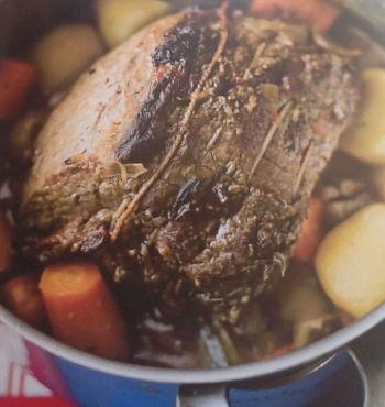 How to Make Jamaican Roast Beef, Jamaican Recipes, Jamaican Cooking
