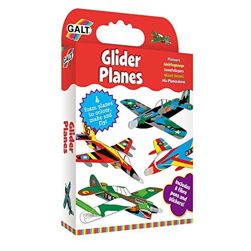 From 4.99:Galt Toys Glider Planes Toy (Multi-Colour)