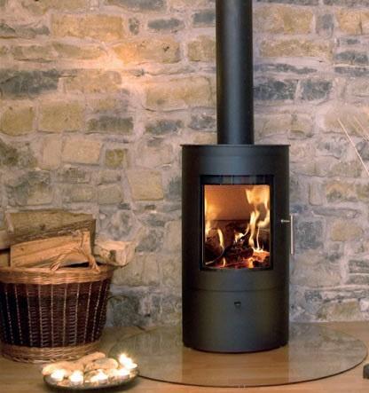 Nice contemporary stove!