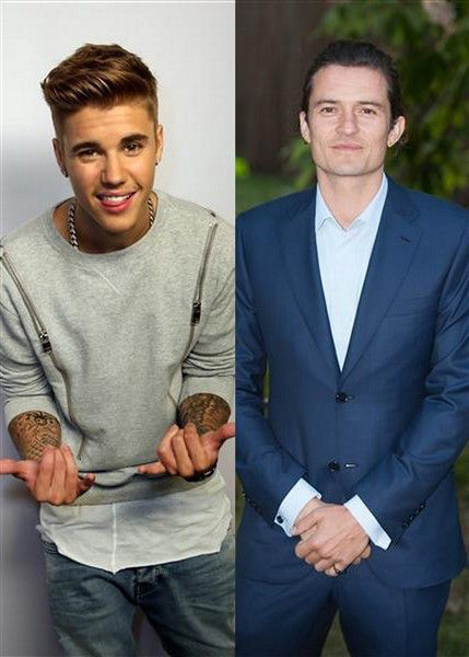 Did Orlando Bloom confront Justin Bieber over Miranda Kerr? Find out on Wonderwall: http://on-msn.com/1nUV4L5