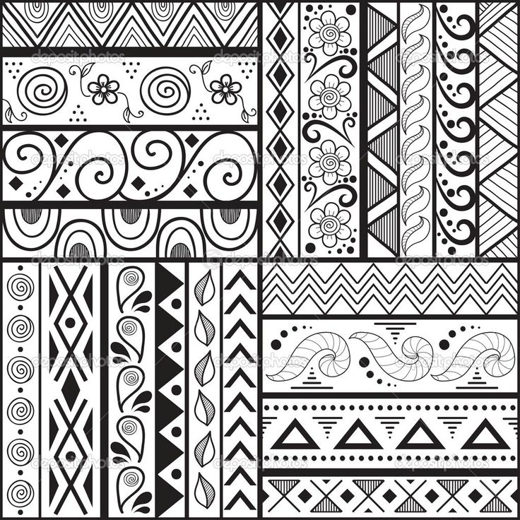 Easy Patterns To Draw Cool But Easy Patterns To Draw Cool Easy Beauteous Patterns And Designs