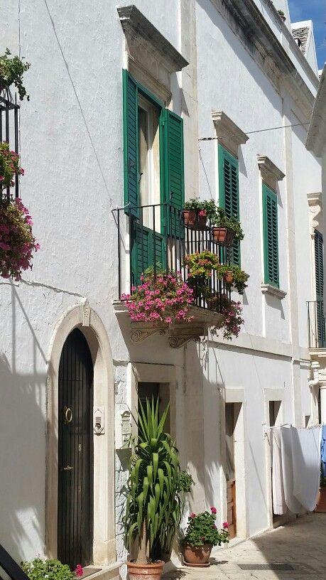 Locorotondo - Apulia, Italy