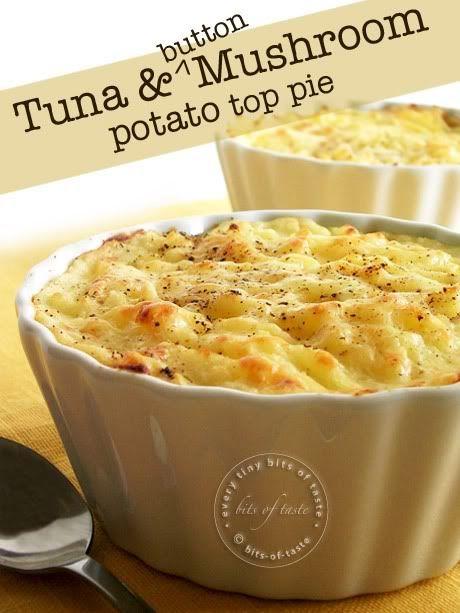 mushroom pie potato pie potato dishes pot pies mashed potatoes fish ...