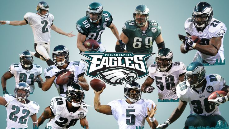 Philadelphia Eagles Wallpaper no sched by EaglezRock on