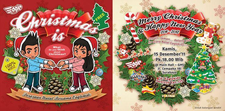 christmas is... (eaglekidz) 2