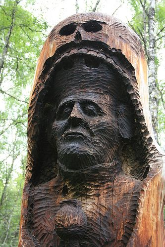 Frank Bruce Sculpture Trail