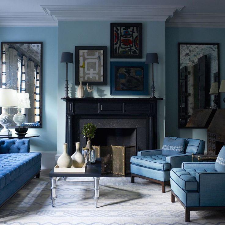 Mono Colors Interior Design: 25+ Best Black Fireplace Mantels Ideas On Pinterest