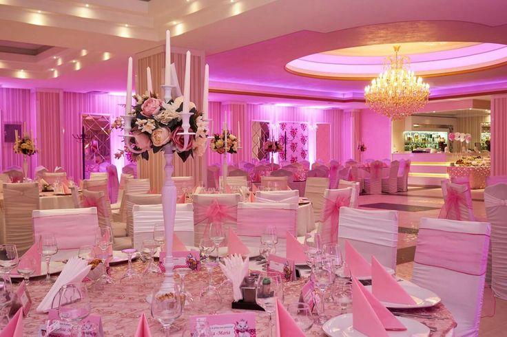 #pink #uplighting