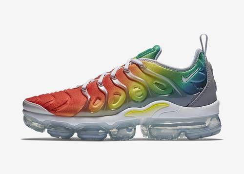 Nike Air VaporMax Plus Multicolor 924453-103 - ανδρικά sneakers - ανδρικά παπούτσια - sneakers - αθλητικά παπούτσια