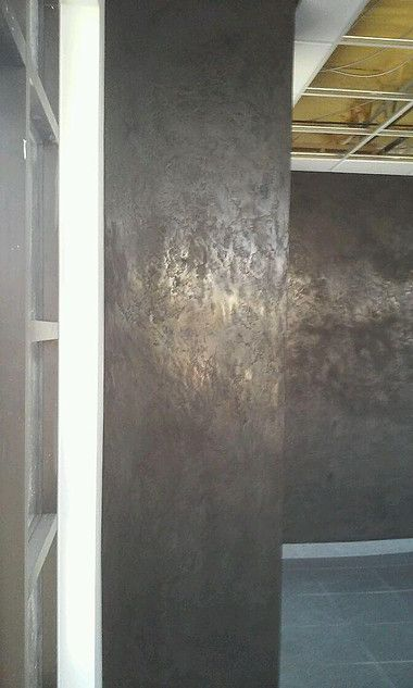 260 best venetian plaster images on pinterest venetian for Unique interior wall finishes
