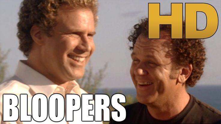 Step Brothers - Bloopers / Gag Reel   (HD)
