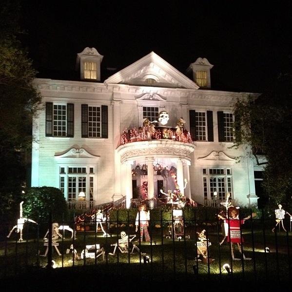 halloween new orleans bourbon street