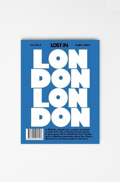 Lost In - London -  Böcker