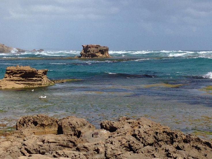 Sorrento Back Beach pool, Mornington Peninsula - Victoria, Australia.
