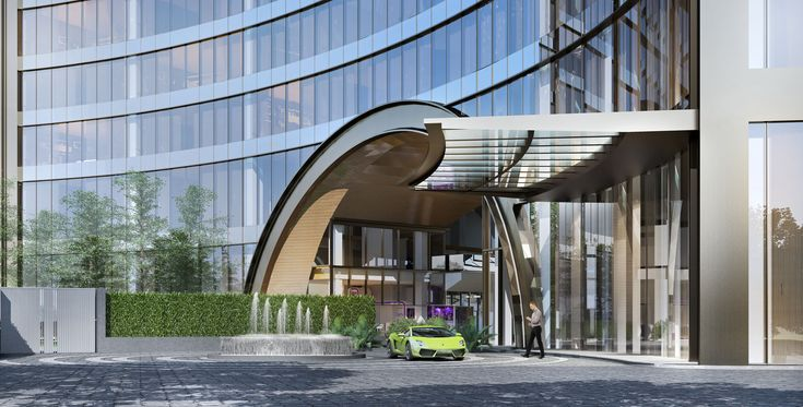The Hundred Residence – Your private luxurious sanctuary in a public realm above bustling Jakarta It redefines luxury urban living and lifestyle – live, work and play in a unique city center.